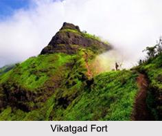 Vikatgad Fort, Maharashtra