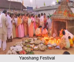 Yaosang Festival, Festivals of Manipur