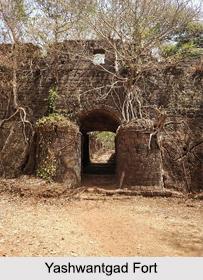 Yashwantgad Fort, Maharashtra