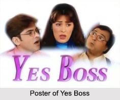 Yes Boss, Indian Television Serial