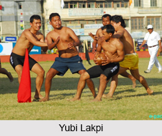 Yubi Lakpi, Sports in Manipur