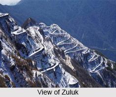 Zuluk, Sikkim