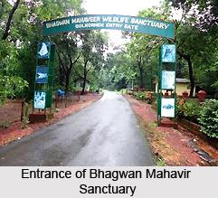 Bhagwan Mahavir Sanctuary, Molem, Goa
