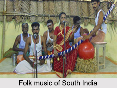 Folk Music of South India