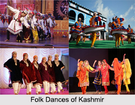 Folk Dances of North India