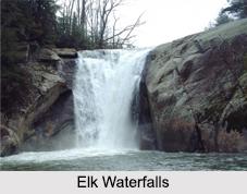 Elk Waterfalls, Kotagiri, Tamil Nadu