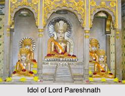 Pareshnath Jain Temple, Kolkatta