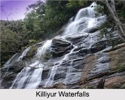 Killiyur Waterfalls, Yercaud, Tamil Nadu