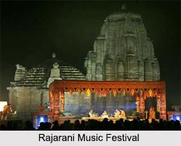 Rajarani Music Festival, Odisha