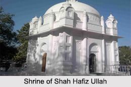 Shrine of Shah Hafiz Ullah, Rajasthan