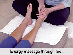 Techniques of Spiritual Energy Massage