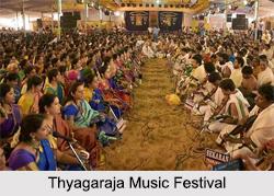 Thyagaraja Music Festival, Tamil Nadu