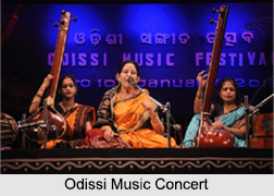 Types of Odissi Music