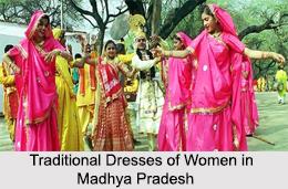 Traditional Dresses of Madhya Pradesh