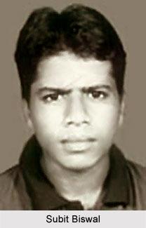 Subit Biswal, Orissa Cricketer
