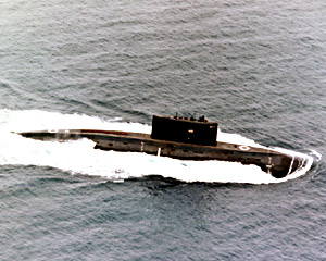 Submarine Design and Building, Indian Navy