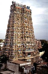 Meenakshi Sundareswarar Temple