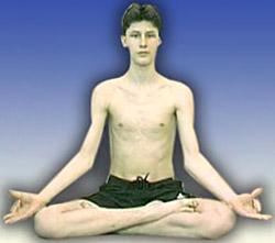 Swastikasana, Meditative Yogasanas