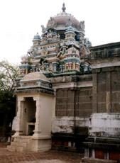 Ten Tirumullaivayil Temple