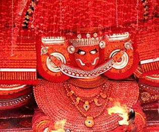 Teyyam, Indian Ritualistic Form