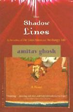 The Shadow Lines,  Amitabh Ghosh
