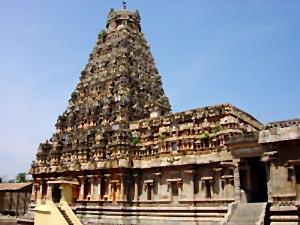 Thirubhuvanam temple Kumbakonam, South India