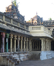 Tiruvaiyaru Temple