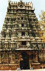 Tiruvalanchuzhi Temple