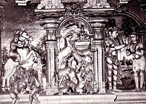 Thiruvilaiyadal Puranam Paranjothi Munivar