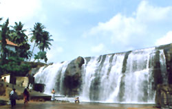 Thriparappu Waterfalls