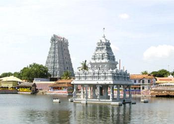 Suchindram Temple, KanyaKumari ,Tamil Nadu