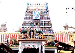 Swamimalai temple Kumbakonam, South India