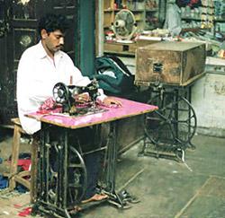 Darzi, Tailor Caste