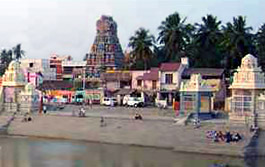 The Kasi Viswanathar Temple
