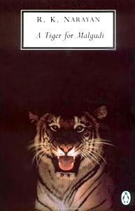 A Tiger for Malgudi ,  R K Narayan