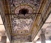 Beautiful Ceiling of Tirukkovalur Veerattam Temple