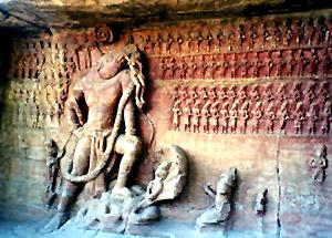 Udayagiri Cave