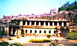 Udayagiri and Khandagiri hills