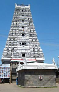 Sri Sundaravarada Perumal temple, Uttiramerur, South India