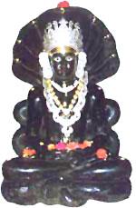 Idol of Bhagwan Parshvanath