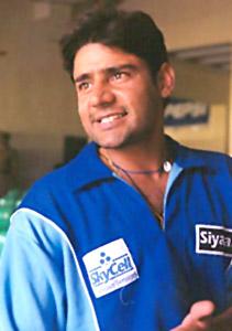 V Dahiya, Indian Cricket