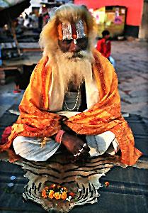 Vaishnava Sadhu