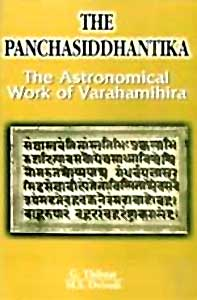 Varahamihira in his Pancha-Siddhantika in Sanskrit Literature