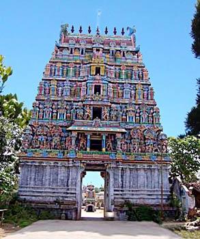 Vazhuvur temple