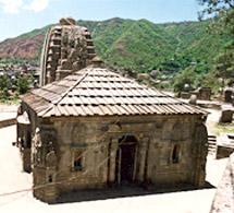 Triloknath Temple, Mandi, Himachal Pradesh