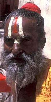 Nama, Trident Mark Of The Vaishnavas