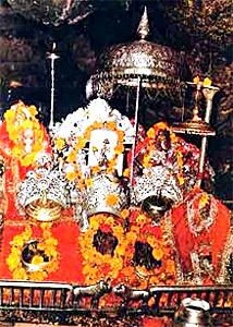 Jammu and Kashmir vaishnodevi Temple Festivals