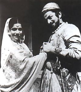 Vasant Shankar Kanetkar's very first drama - Raigadala jenvha jagyete