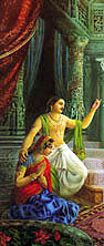 Vasudev Devaki imprisoned by kamsa
