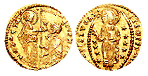 Venetian Coins of South India